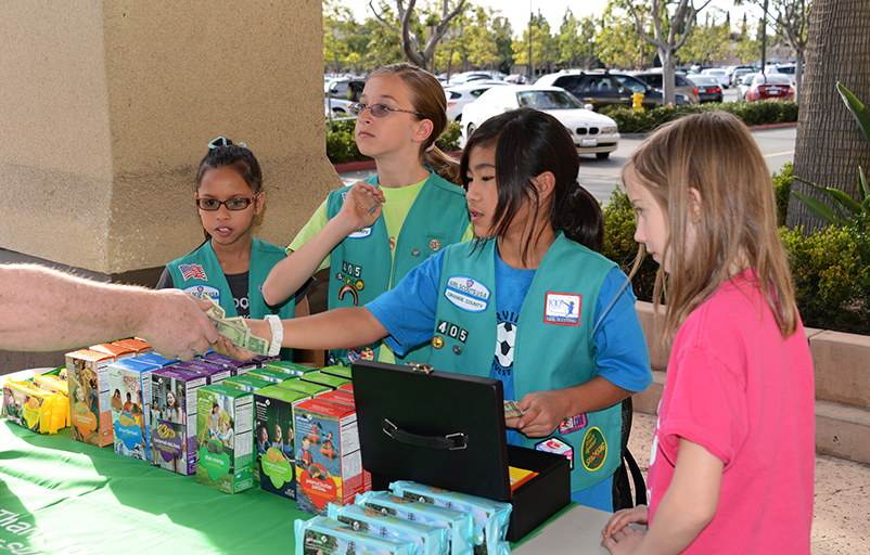 Girl Scouts Image